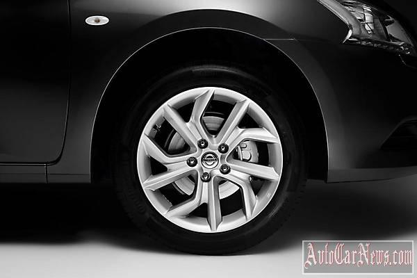 Фото 2015 Nissan Sentra