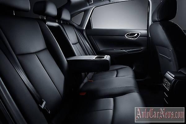 Фотография 2015 Nissan Sentra