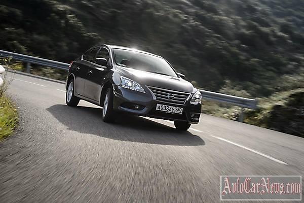 Новое фото Nissan Sentra 2015
