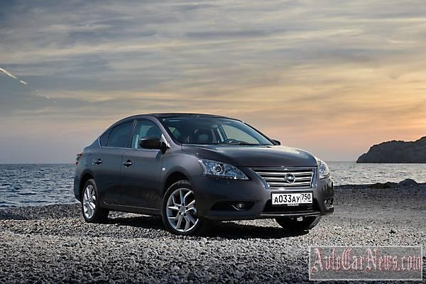New 2015 Nissan Sentra photo