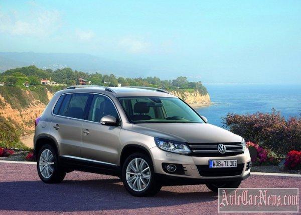 2015 Volkswagen Tiguan Photo