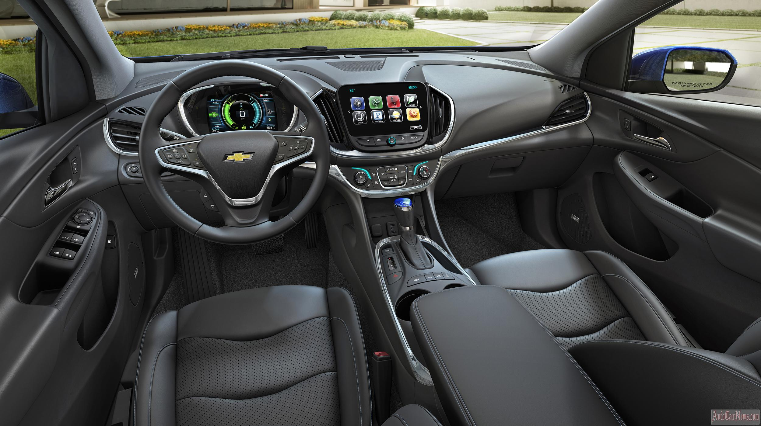 2016 Chevrolet Volt Photo