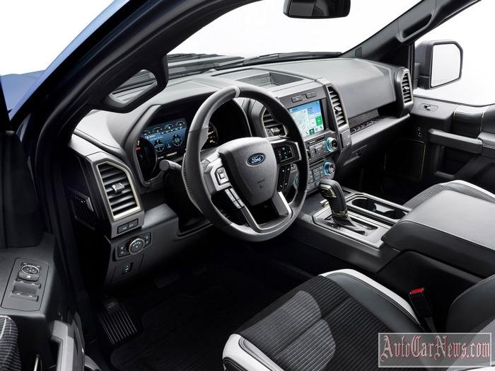 2016 Ford F-150 Raptor Photo