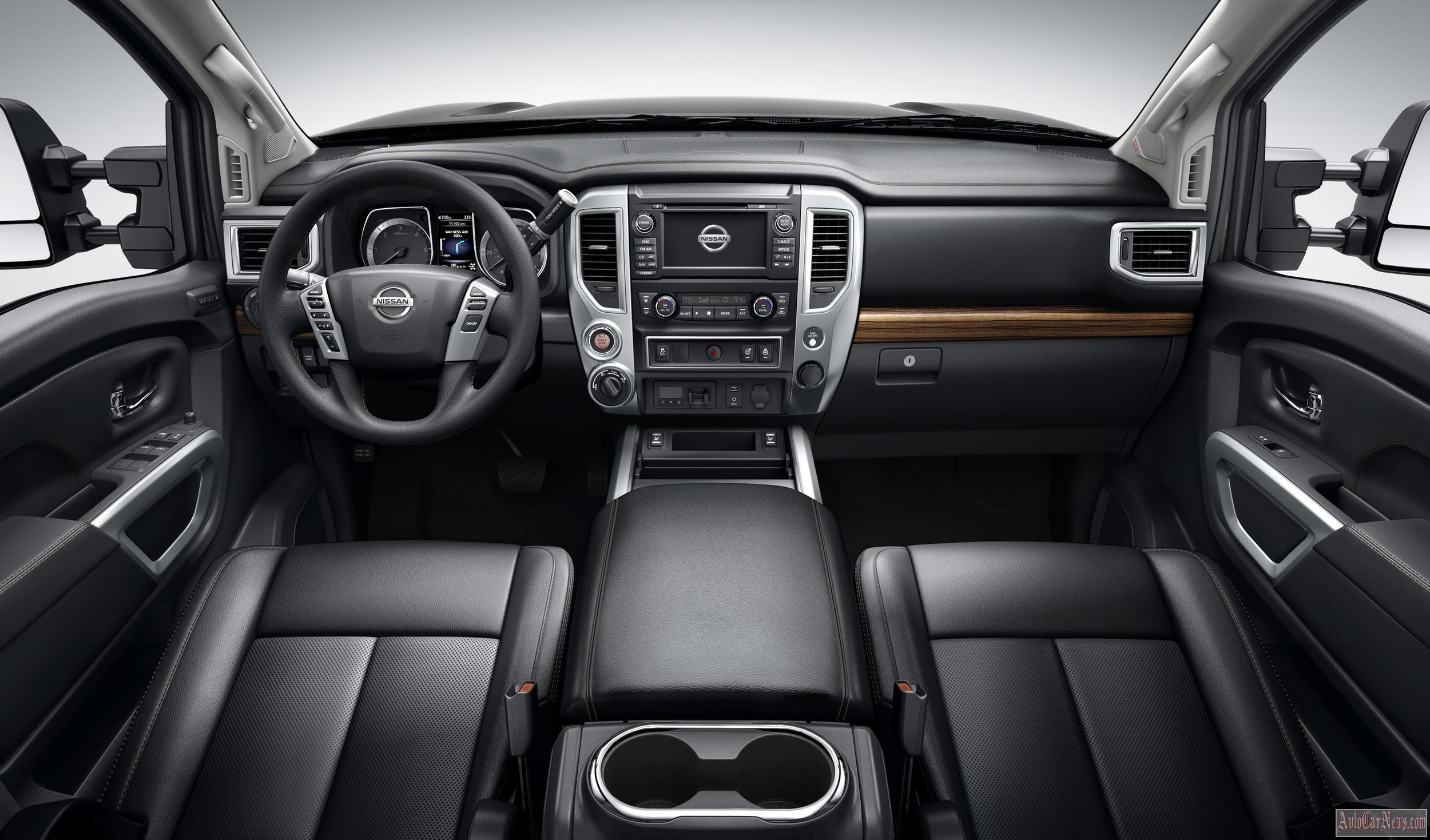 2016 Nissan Titan XD Photo