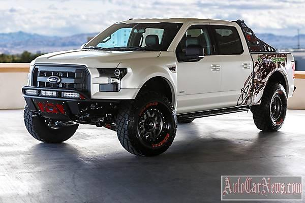 Фото Ford F-150 Ecoboost ADD Pearl SEMA 2014
