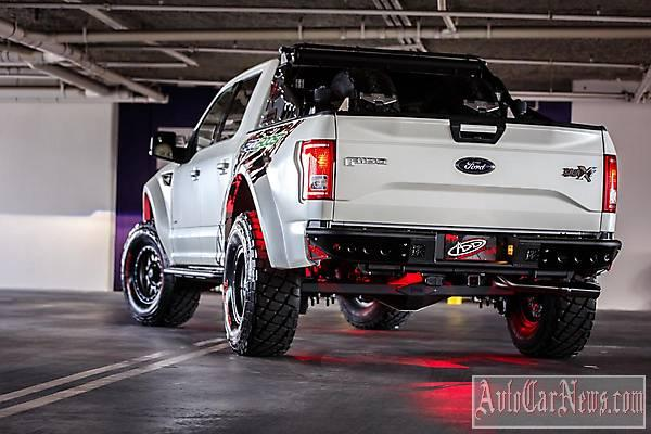 2014 Ford F-150 Ecoboost ADD Pearl SEMA фото