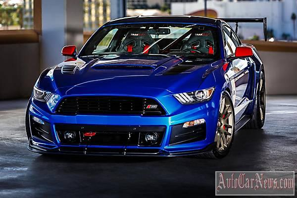 2014 Ford Mustang Rousch SEMA фото