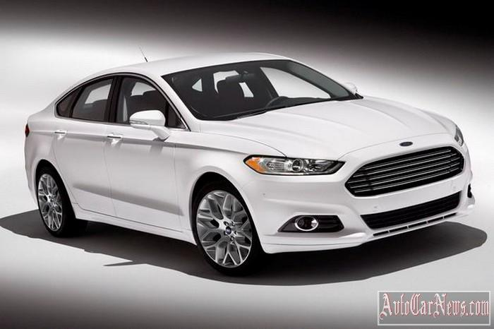 New 2015 Ford Mondeo Photo