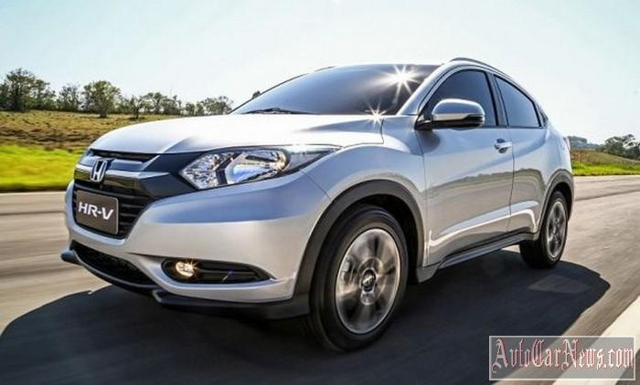 New 2015 Honda HR-V Photo
