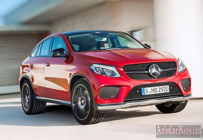 New Mercedes-Benz GLE Photo