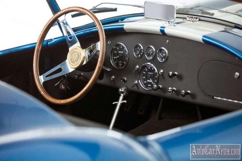 Shelby 427 Cobra 50th  Anniversary Photo