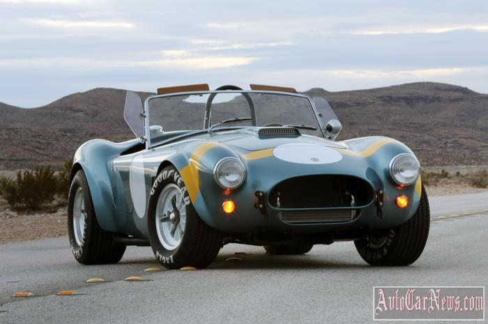 Shelby American 289 FIA Cobra Photo