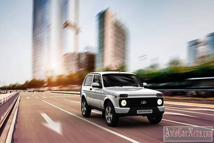 Lada 4x4 Urban 2015 фото авто