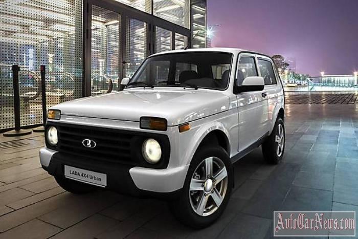 Новый авто 2015 Lada 4x4 Urban фото