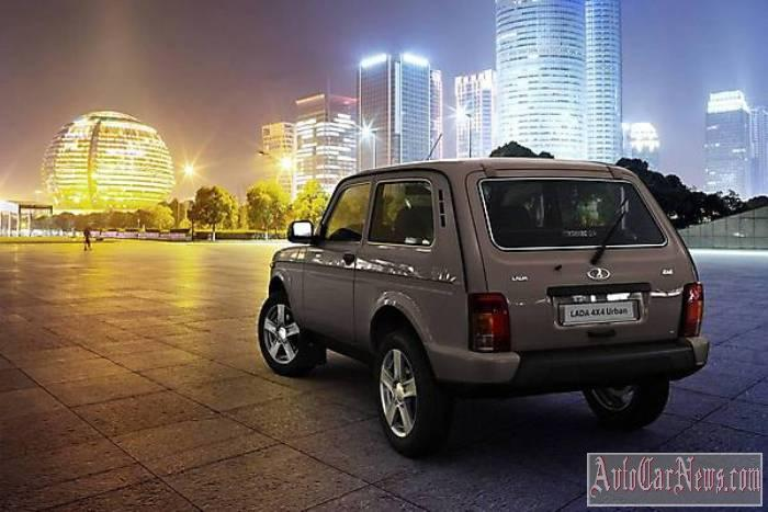 Photo 2015 Lada 4x4 Urban New