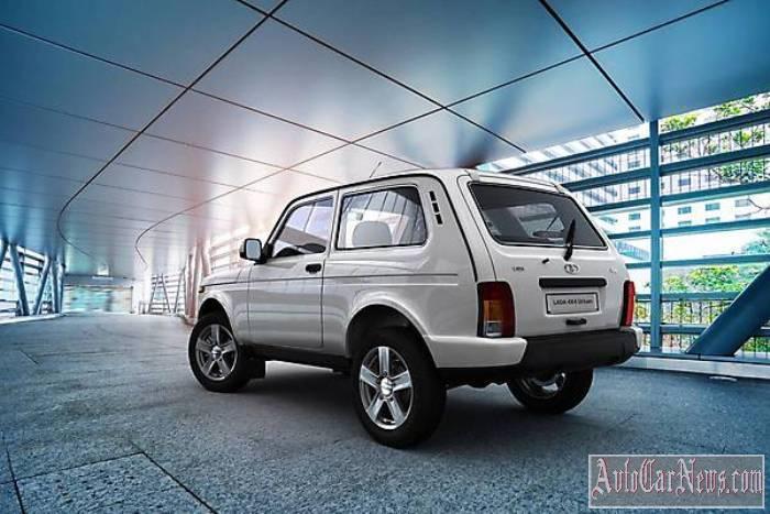 Lada 4x4 Urban 2015 фото