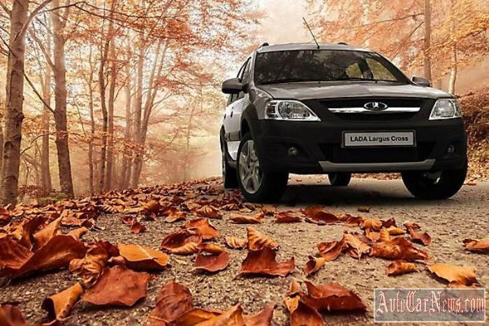 Фото Lada Largus Cross 2015 авто