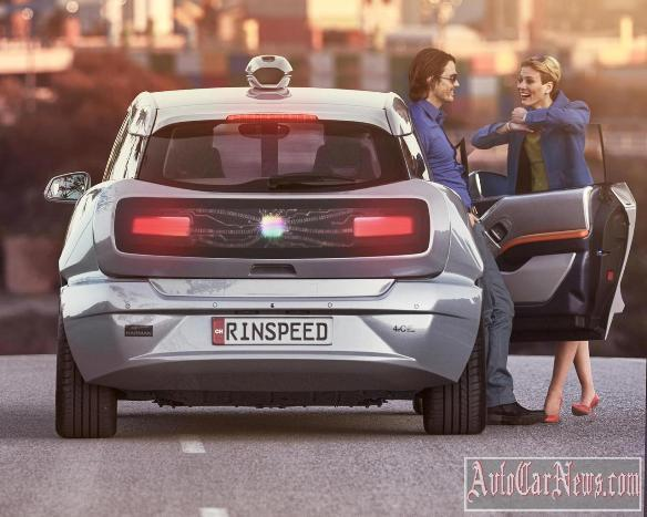 2015 Rinspeed Budli Concept Photo