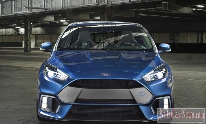 2015 Ford Focus RS Foto