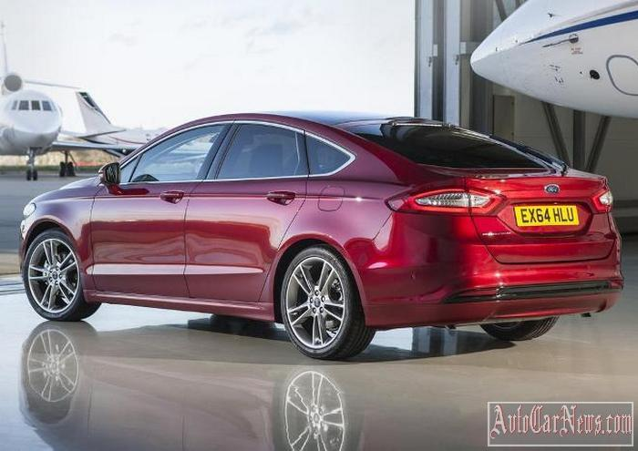 2015 Ford Mondeo Photo