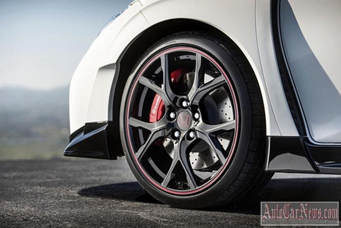 фото 2015 Honda Civic Type R