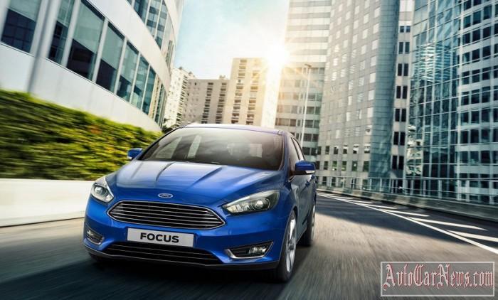 New 2015 Ford Focus VI Foto