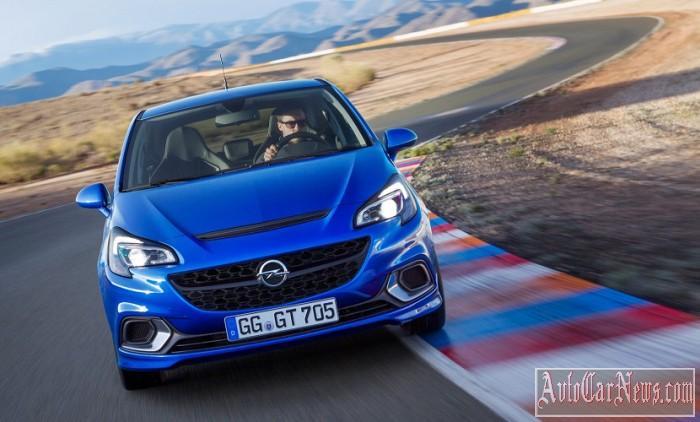 2015 Opel Corsa OPC Photo