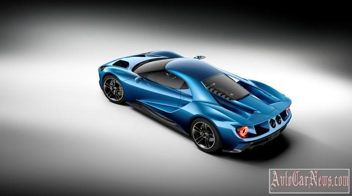 2016 Ford GT Photo