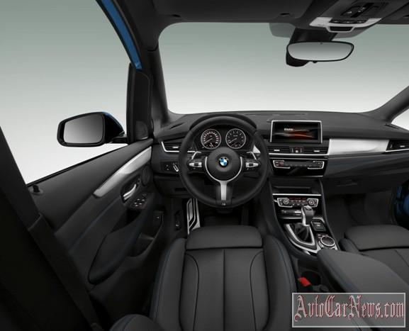2016 BMW 2 Series Gran Tourer Photo