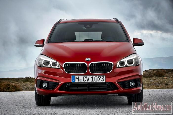 2016 BMW 220i Gran Tourer Photo