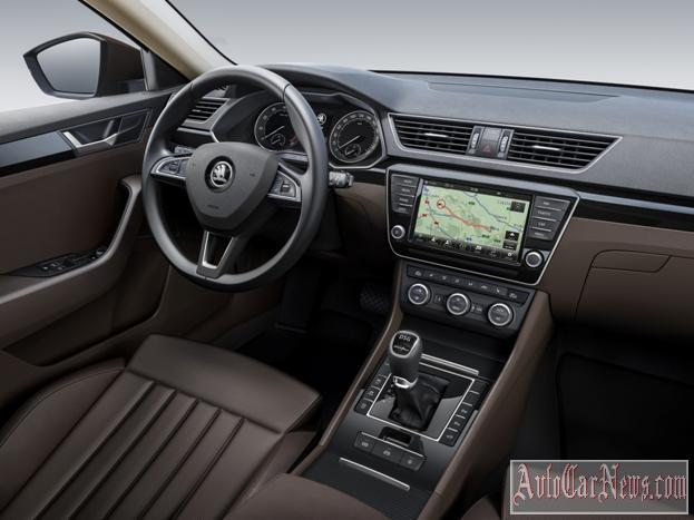 2016 Skoda Superb III Photo