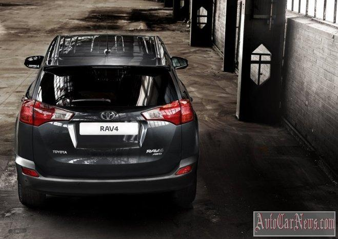 New 2014 Toyota RAV4 Photo