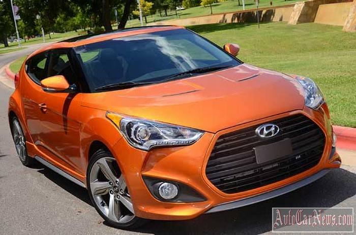 2015 Hyundai Veloster Photo