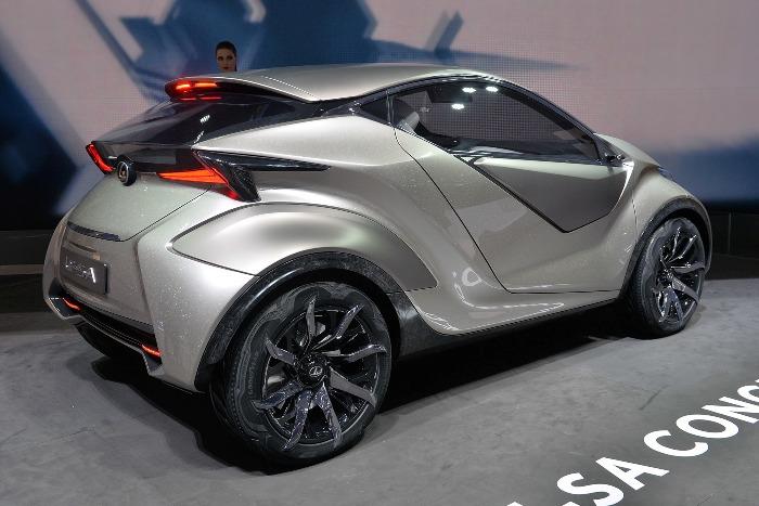 Lexus LF-SA Concept Geneva 2015 Photo