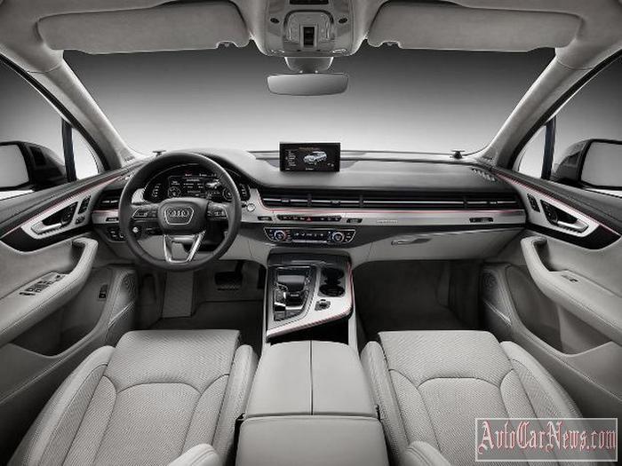 2015 Audi Q7 Photo