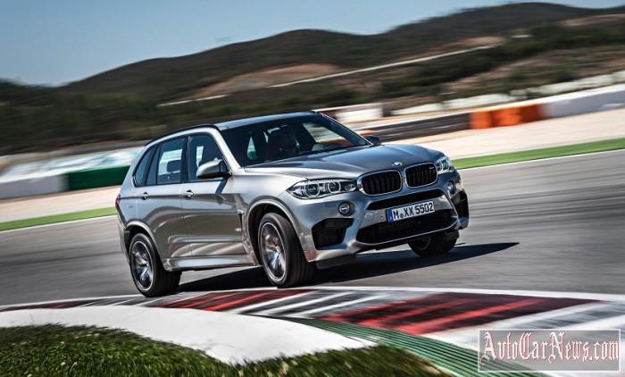 2015 BMW X5 M & BMW X6 M Photo