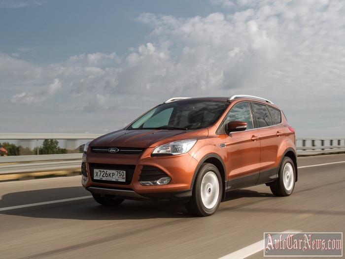 2015 Ford Kuga 2.5 Photo