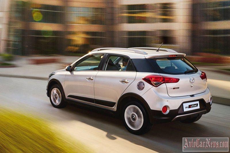 2015 Hyundai i20 Active Photo