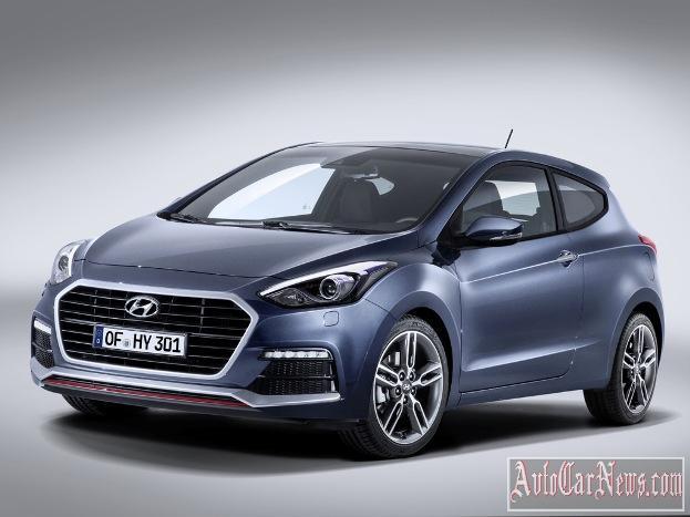 2015 Hyundai i30 Turbo Photo