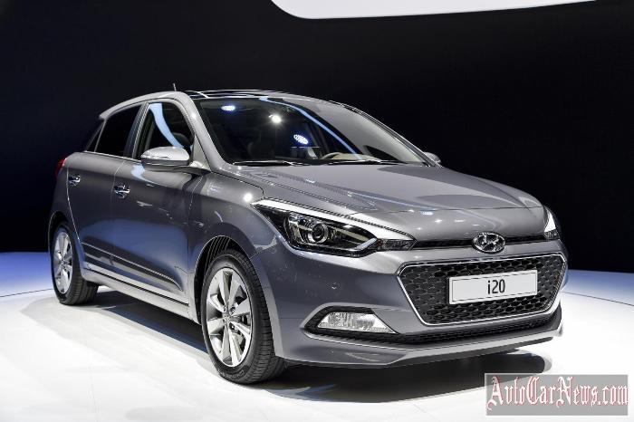 2015 Hyundai ix20 Geneva Photo