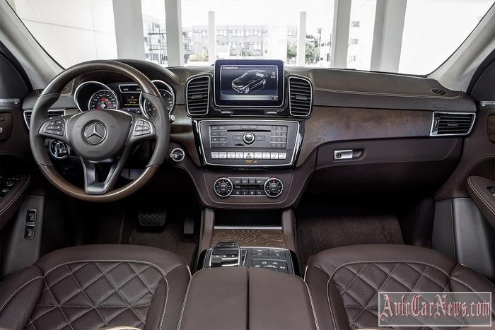 2015 Mercedes-Benz GLE 250d Photo