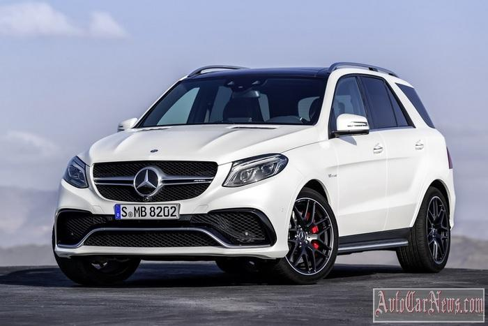 2015 Mercedes-Benz GLE 63 AMG Photo