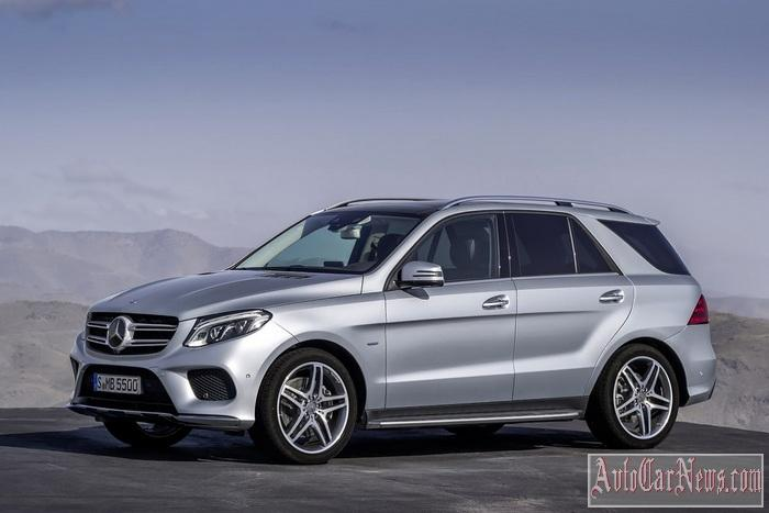 2015 Mercedes_Benz GLE 500d Photo