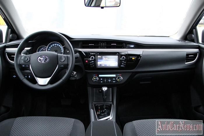 New Toyota Corolla 2015 Photo