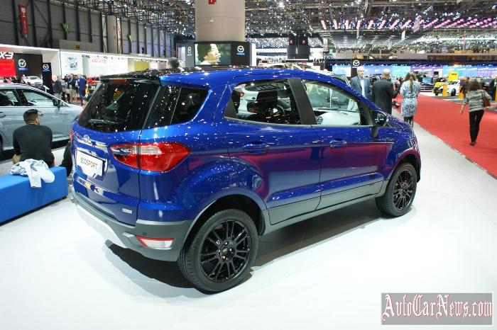 2016 Ford EcoSport Geneva Photo