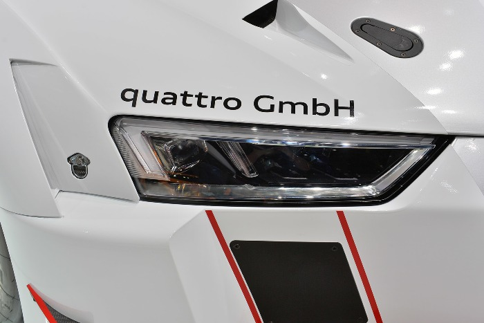 2016 Audi R8 LMS Geneva2015 Photo