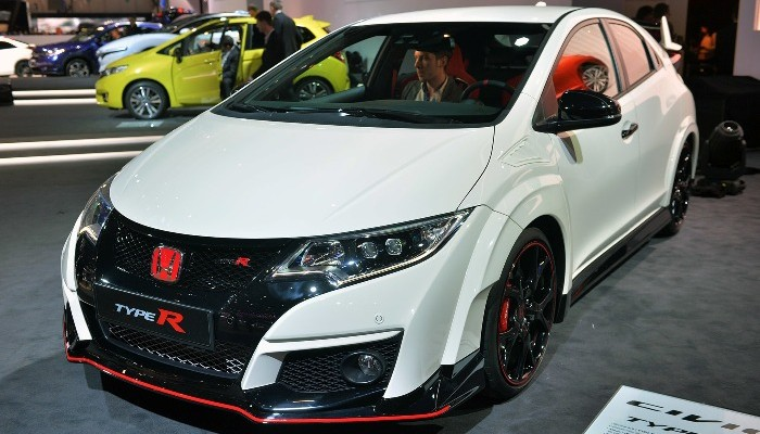 2016 Honda Civic Type R Geneva 2015 Photo