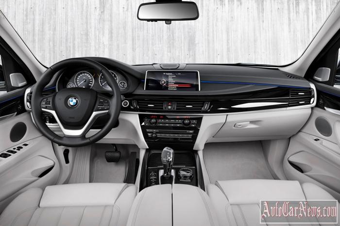 2016 BMW X5 xDrive40e Photo
