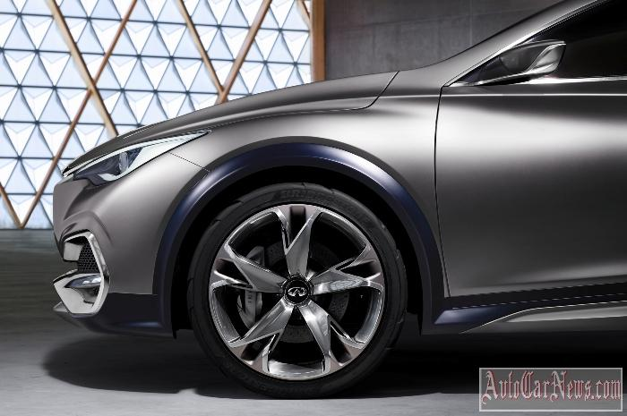 2016 Infiniti QX30 Concept All Photo