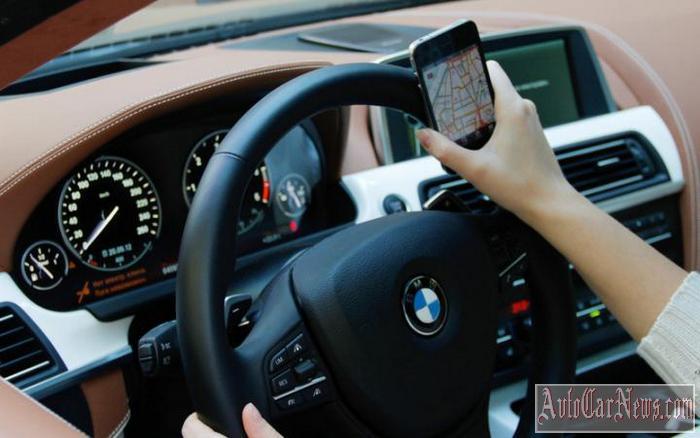 Запрет на пользование смартфонами